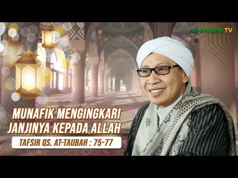 Munafik Mengingkari Janjinya Pada Allah At Taubah 75-77   Al-Qur'an   Buya Yahya   9 Ramadhan 1441 H