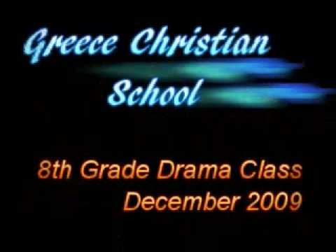 Mary Did You Know? - 8th grade from Greece Christian School