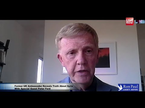 Former UK Ambassador Reveals Truth About Syria - With Special Guest Peter Ford