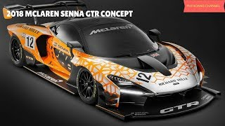 2018 McLaren Senna GTR Concept - Interior and Exterior - Phi Hoang Channel