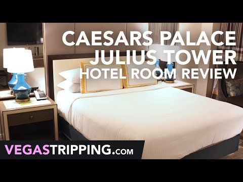 Room Rundown: Caesars Palace Las Vegas Julius Tower #853 - VegasTripping.com