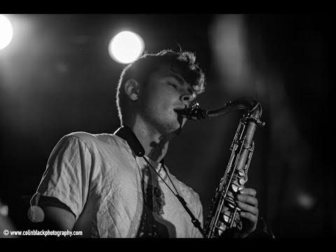 Matt Carmichael Band, recorded live at The Blue Lamp