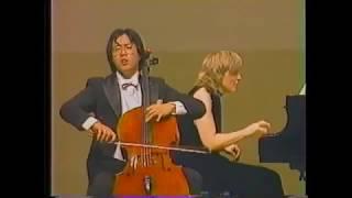 Kreisler:Tambourin Chinois/Yo-Yo Ma & Patricia Zander  ( 中国の太鼓/ヨーヨー・マ)
