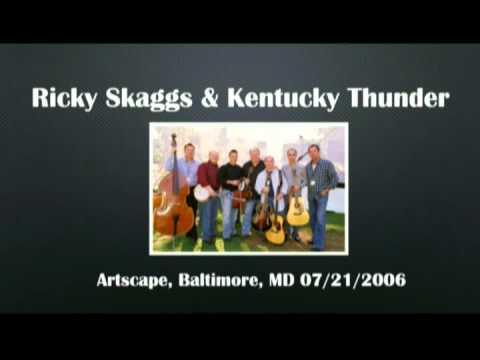 【CGUBA184】Ricky Skaggs & Kentucky Thunder 07/21/2006