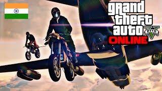 GTA 5 Fun Stream New Gunrunning DLC • Grand Theft Auto V Live Stream #19