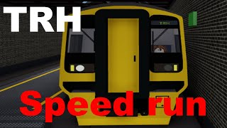 [TRH] British Rail DMUs, Speed Run (Roblox)