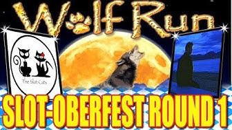 ★ $100 [WOLF RUN slot machine ] ★ 2019 Slot-Oberfest Tournament | Round 1