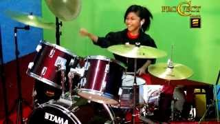 Bullet For My Valentine - Waking The Demon - Drum Cover by Amira