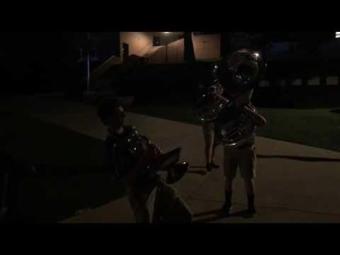 McCallie School Pep Band: Rep Yo City