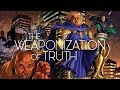 The Weaponization of Truth | Flat Earth | NWO | Movements | Feminism | Cryptocurrency | Gun Control