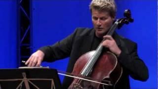 LIVE   László Fenyö (Cello) + Kirill Krotov (Piano) Brahms Minnelied op. 71/5