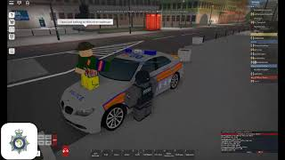 Roblox London SCO19 Uk Policing The British way normal special duty's! Part 2