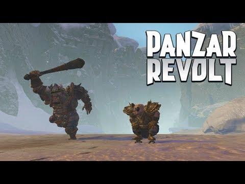 видео: panzar revolt - смотрим что за игра)))