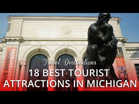 18 Tourist Attractions in Michigan USA | Travel Destinations