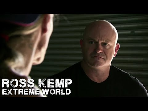 Hiding, Selling and Shooting up Drugs | Ross Kemp Extreme World