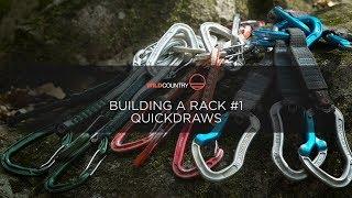 Building a Climbing Rack - Step 1 - Quickdraws