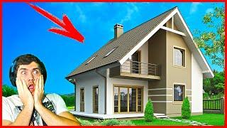 ДОМ ПОЛНОСТЬЮ ГОТОВ - House Builder