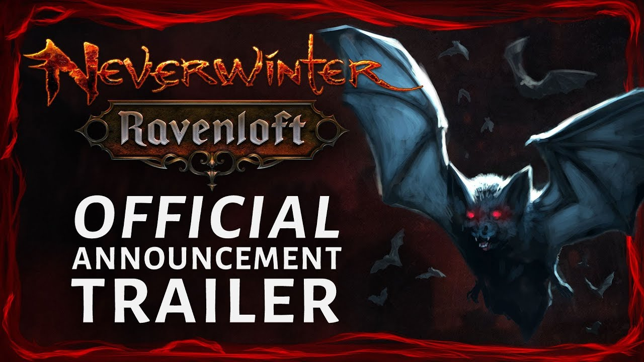 Neverwinter: Ravenloft - Official Announcement Trailer