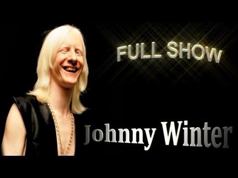 *JOHNNY WINTER* FULL SHOW - HD -Dolby Digital 5.1 - 1970 ¨Live in Copenhagen¨