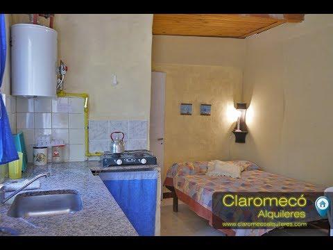 Los Remansos - Monoambiente - Claromeco Alquileres