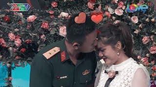 Trung úy Lục quân LẠNH NHƯ BĂNG nhất BMHH quyết không nắm tay mà chỉ HÔN MÔI cô gái Biên Hòa