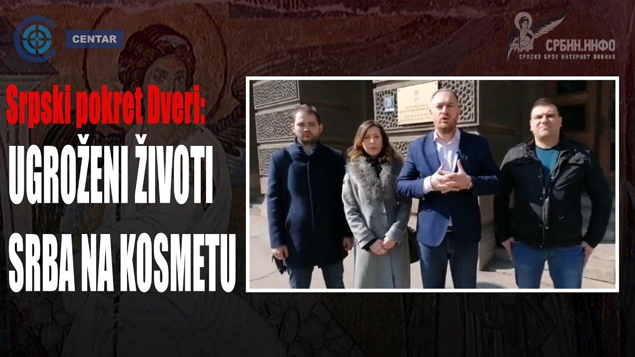 """Download """"Vratiti hitno srpsku vojsku na Kosovu, Srbe nema ko da sačuva od ..."""""""