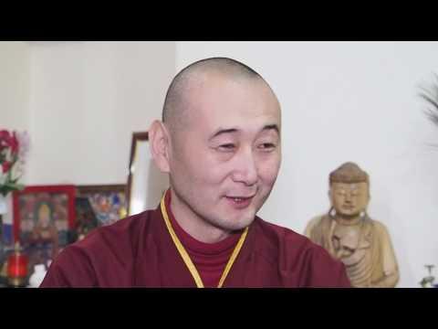 Как я пришел в дацан. История Самдан ламы