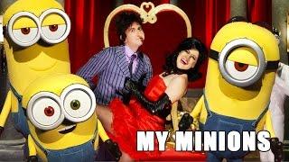 My Minions - Scarlet Overkill Rap