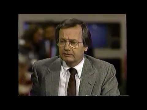 1984 Presidential Election Returns with local coverage for Tucson and AZ