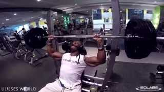 Ulisses Jr - Yeah Buddy Boulders