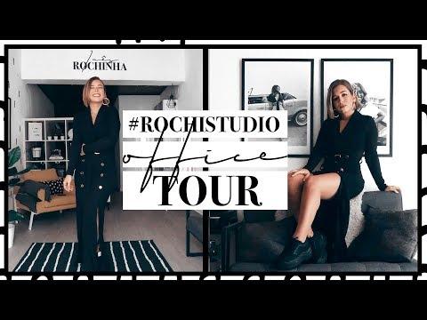 OFFICE TOUR 2019 #ROCHISTUDIO | Inês Rochinha