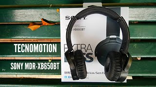 Audífonos Sony MDR-XB650BT (Análisis en Español)