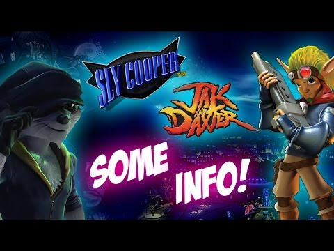 Jak & Daxter Movie Is In Development! Sly Cooper Movie: Recent Replies From Rainmaker