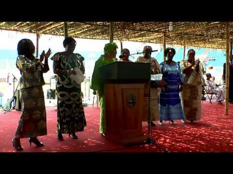 Womens movement transforms post-war Liberia