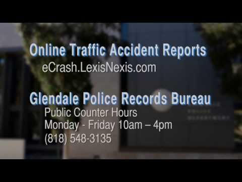 eCrash - Online Traffic Accident Reports - YouTube