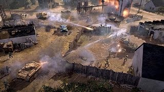 Company of Heroes 2 - Gameplay Trailer
