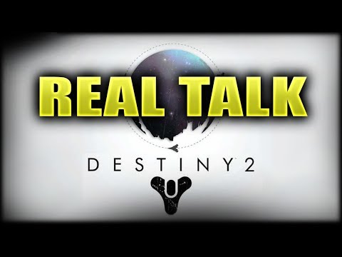 You're QUITTING Destiny 2?! REAL TALK