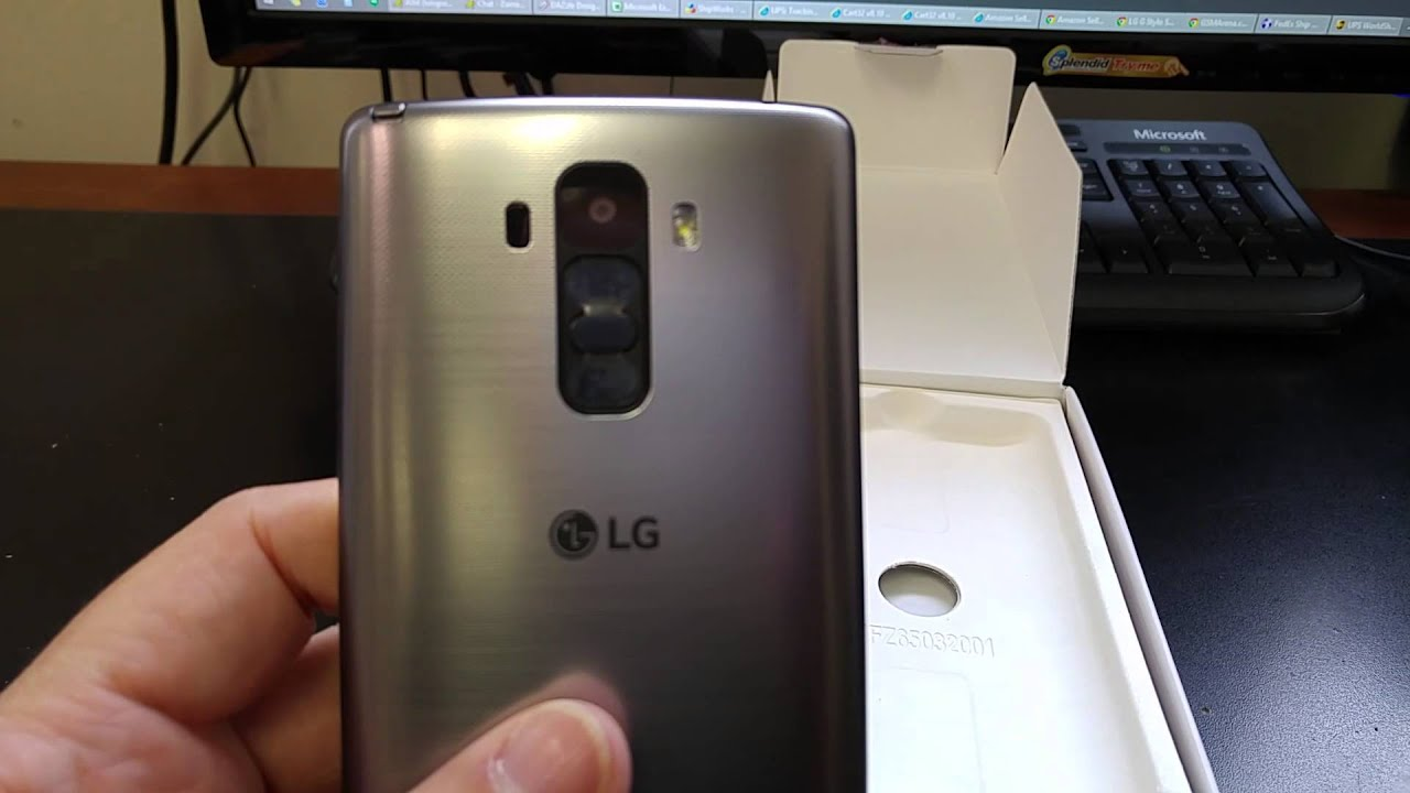 LG G STYLO H631TN Unboxing Video – in Stock at www.welectronics ...