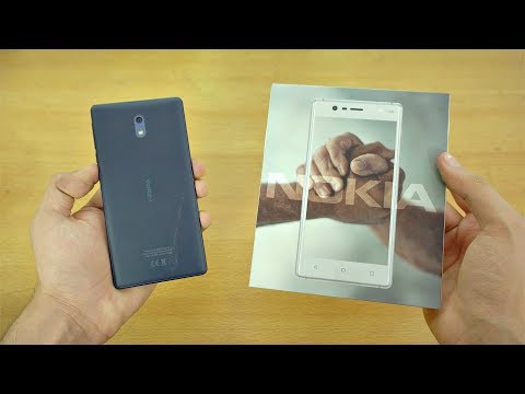 NOKIA 3 - Unboxing & First Look!