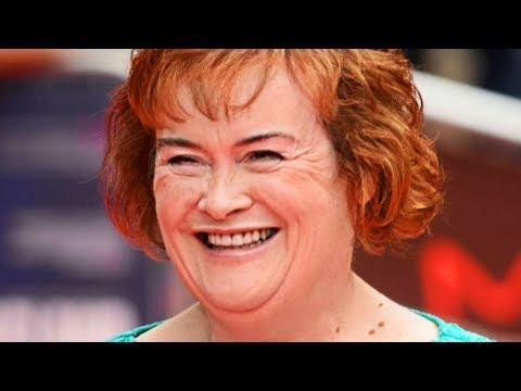 The Shady Truth Revealed Of Susan Boyle