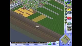 SimCity 3000 gameplay (no commentary) - part 22 I Expanding Farms