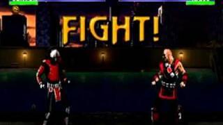 Ultimate Mortal Kombat 3 Sektor playthrough (hardest difficulty)