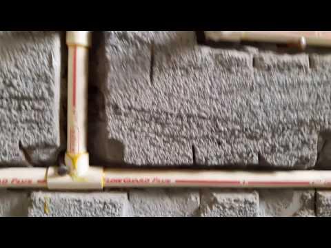 Cpvc Bathroom  pipe Fitting