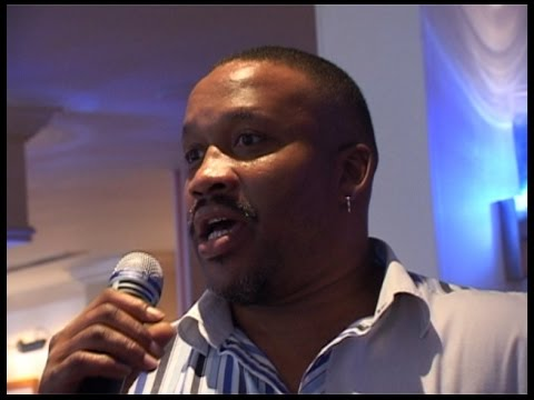 Tim Witherspoon Talks about his fight with Frank Bruno