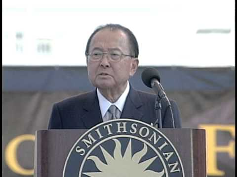 Senator Daniel Inouye speech at NMAI opening