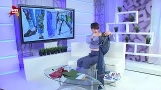 Обновляем надоевшие вещи: декорируем джинсы в стиле пэчворк