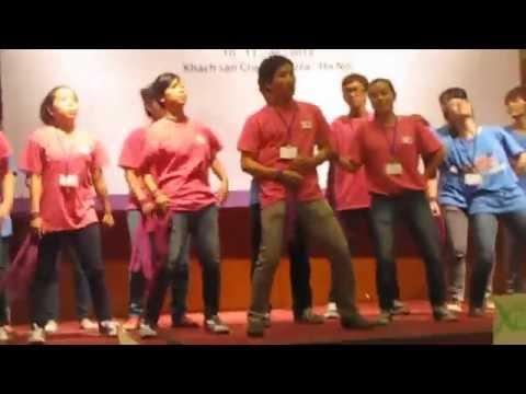 Thanh niên tham gia hội thảo Quốc gia về tình dục và sức khỏe 2012