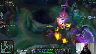 Tobias Fate FACE REVEAL(NINJA TOBITO!) | Annie Bot SO SCARED | Pobelter | Funny Stream Moments