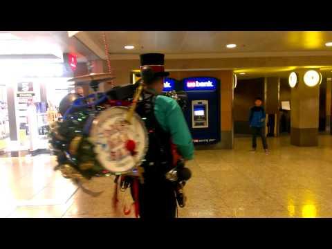 Seattle-Tacoma International Airport - Christmas 2014