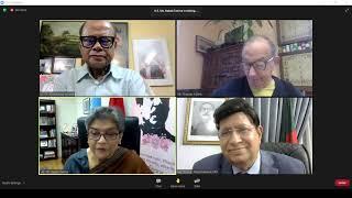 """Bangabandhu Birth Centenary Seminar"" 2021"